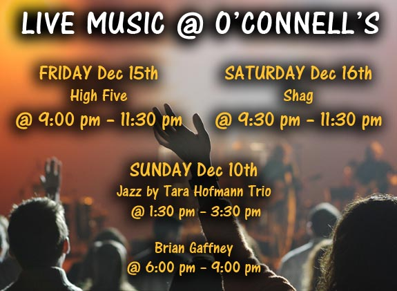 Live Music at Daniel O'Connell's