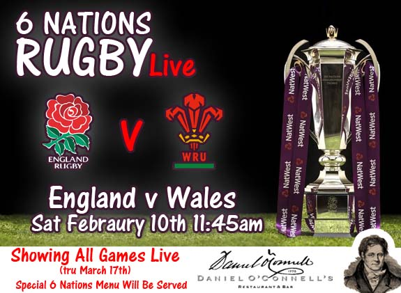 Image result for England vs Wales Six Nation Rugby live pic logo