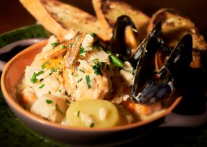 Dunmore East Seafood Skillet